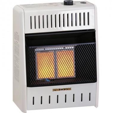 Calefactor Interior Llama Azul 03