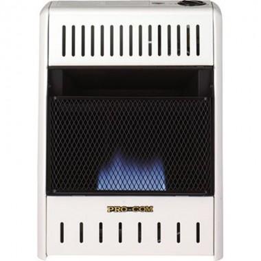 Calefactor Interior Llama Azul 04