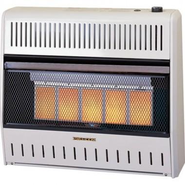Calefactor Interior Llama Azul 05