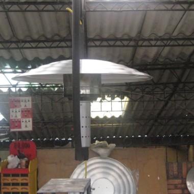 Calefactor Exterior Suspendido - 02