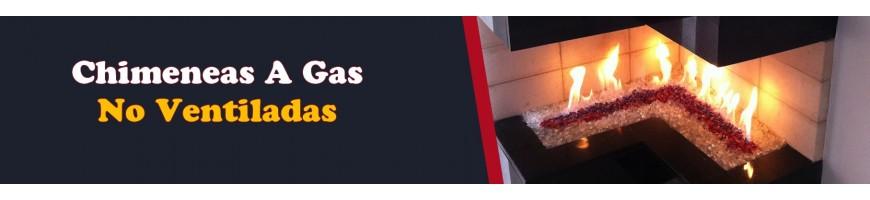 Fabricación y Venta de Chimeneas A Gas No Ventiladas Ingas Colombia
