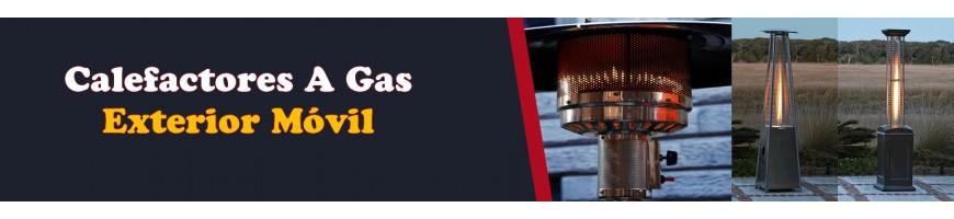 Fabricación y Venta de Calefactores a Gas Móviles Para Uso Exterior