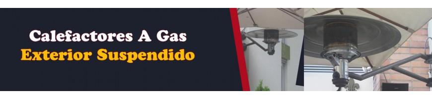 Venta de Calefactores a Gas Natural o Propano Uso Exterior Suspendido