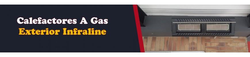 Venta y Fabricación de Calefactores Para Exteriores Infraline